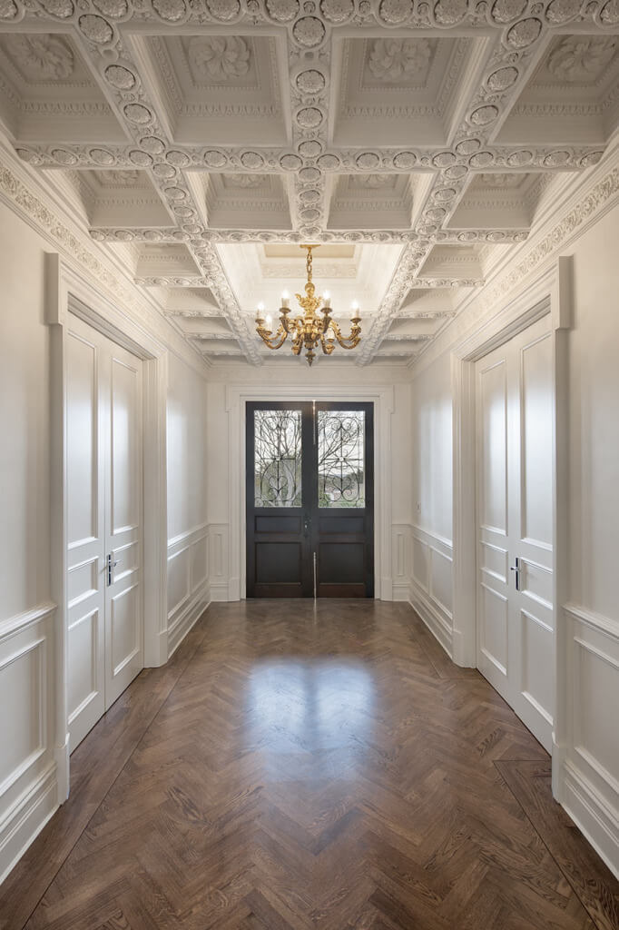 Hallway | Springfield Home Building Project Adelaide