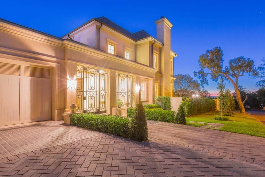 Side View | Springfield Home Building Project Adelaide