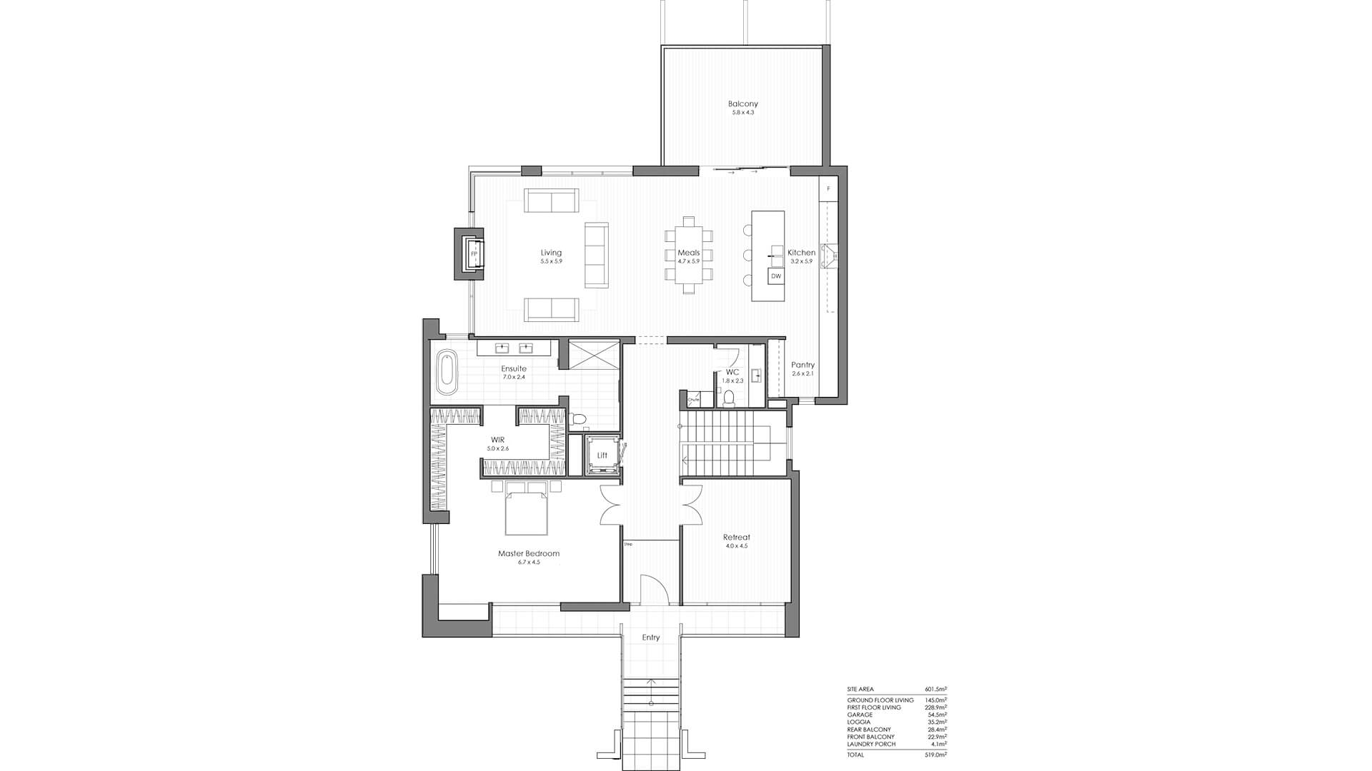 Residence 1 Marketing Plans-2