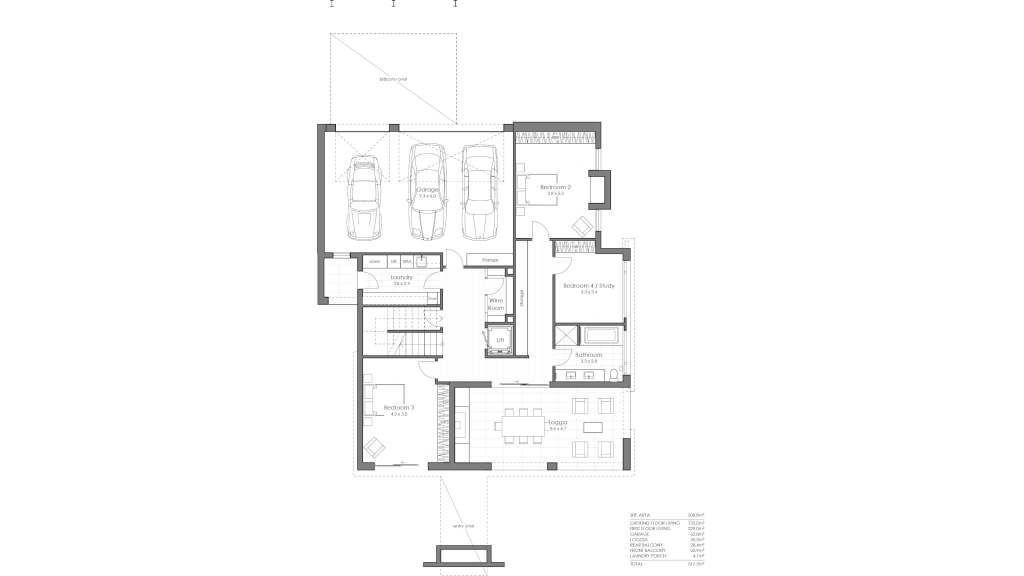 SK05 First Floor Plan _ Layout