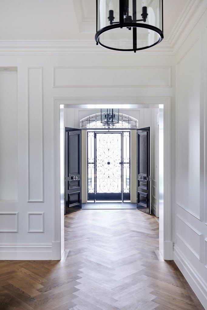 Entrance | Rosslyn Home Building Project Adelaide