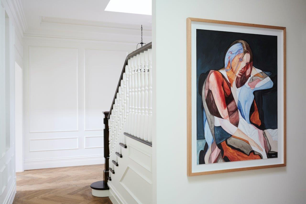 Staircase | Rosslyn Home Building Project Adelaide