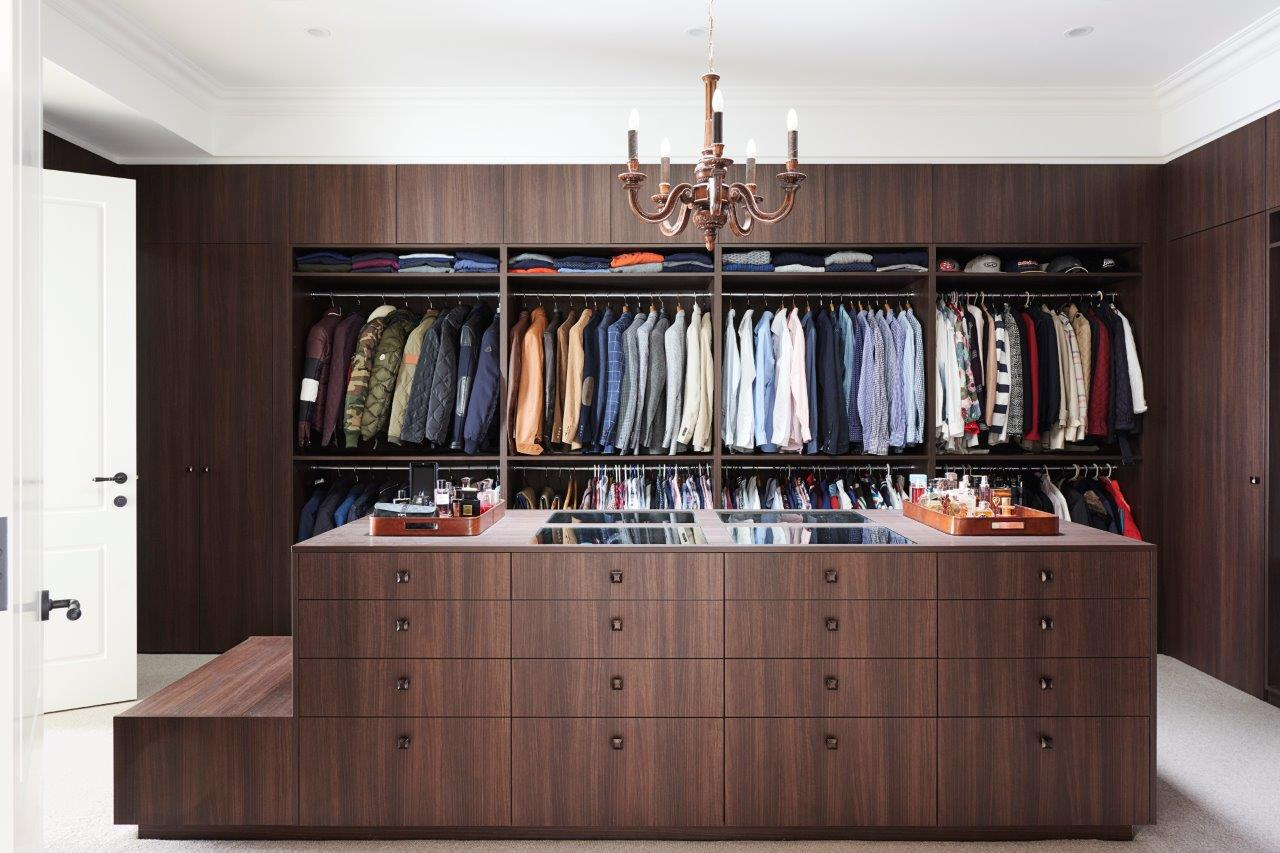 Closet | Rosslyn Home Building Project Adelaide