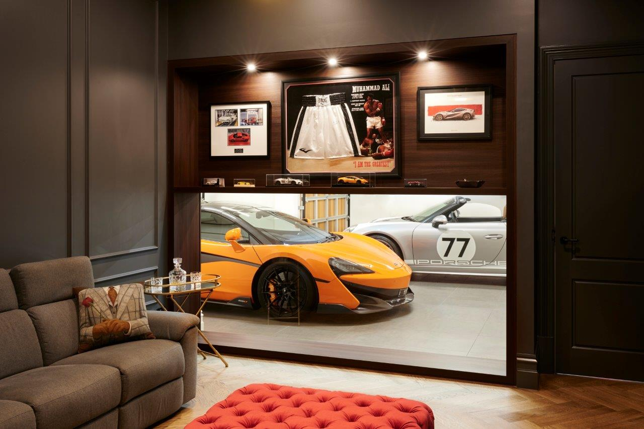 Garage | Rosslyn Home Building Project Adelaide