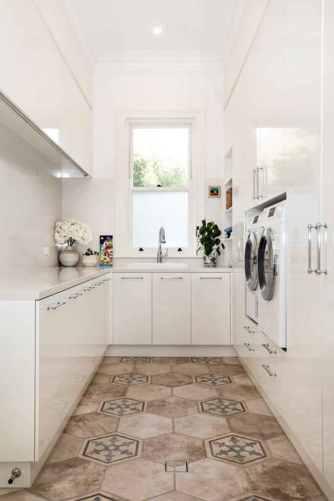 Laundry | Rosslyn Home Building Project Adelaide