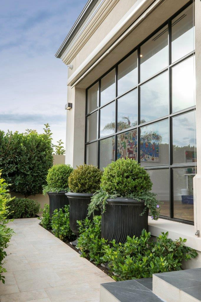 Backyard | Rosslyn Home Building Project Adelaide