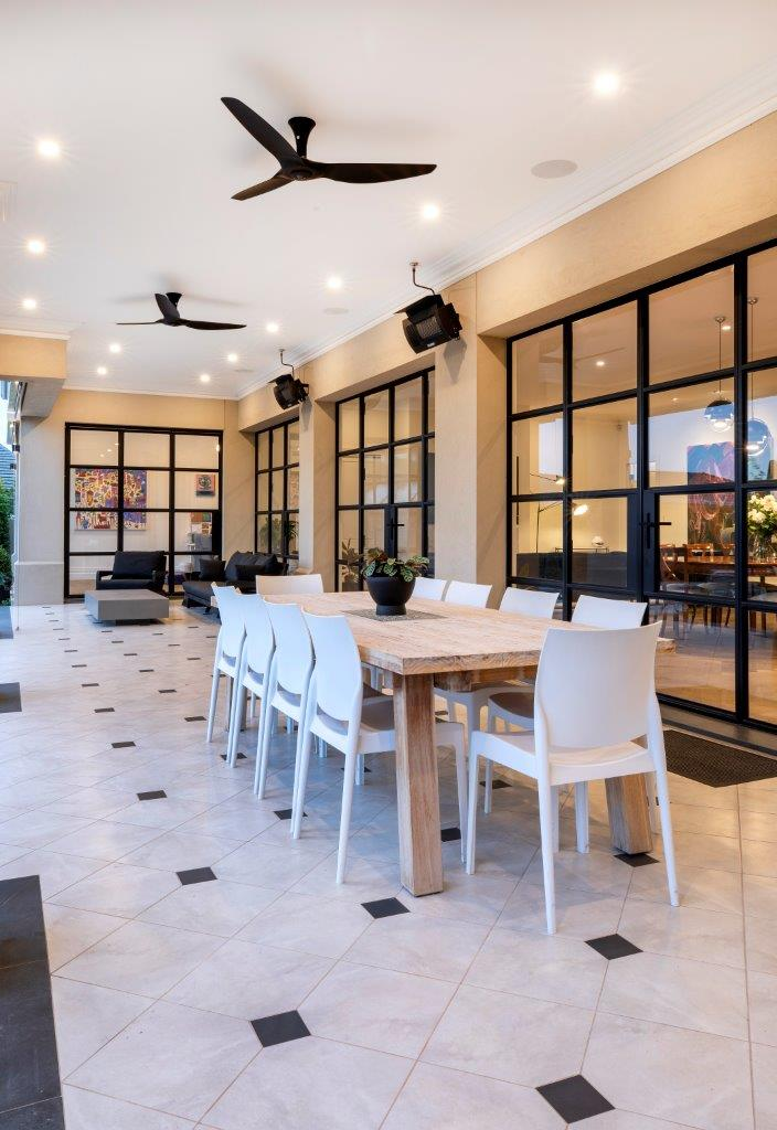Outdoor Area | Rosslyn Home Building Project Adelaide